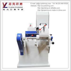 Round Tube and Pipe Abrasive Belt Deburring and Wire Drawing Machine