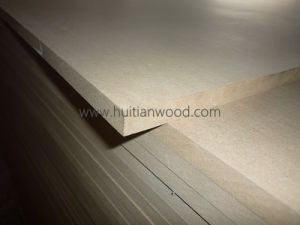 High Quality Plain MDF for Furniture