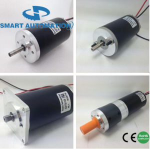 52mm Series DC Micro Motors, 12 Volt 24 Volt, 30W to 200W Equivalent to Gr53