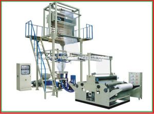 1000mm HDPE/LDPE/LLDPE Film Extrusion Machine pictures & photos