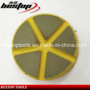 D80mm Ceramic Polishing Floor Pad for Concrete pictures & photos