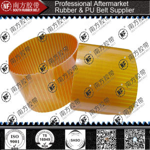 PU and Rubber Material Timing Belt Synchronous Belt