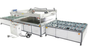 Tql2519 Glass Screen Printing Line