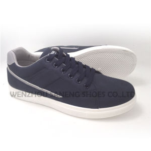 New Arrival Fashion Men PU Upper Sneaker Snc-70003 pictures & photos