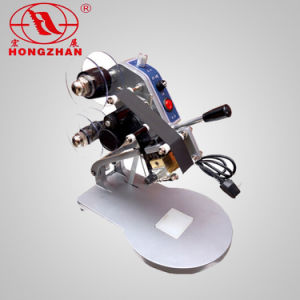Manual Hand Press Code Machine Small Size Printing Machine