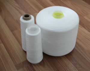 40/2 50/2 60/2 100% Virgin Bright Polyester Spun Yarn