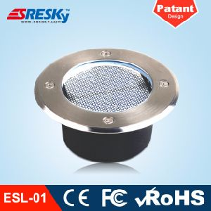 Square Waterproof Recessed LED Underground Light IP68 Ce&Rohs