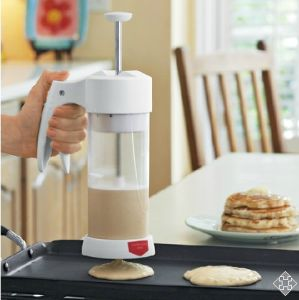 Batter Dispenser with Measuring Label pictures & photos