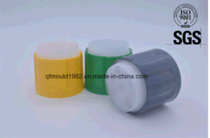 Customized PVC Rubber Plastic Soft End Caps for Stainless Steel Pipe (SGS) pictures & photos
