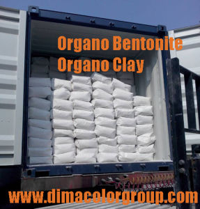 Bentonite Used in Tempered Paint, Asphalt Paint, Industry Paint pictures & photos