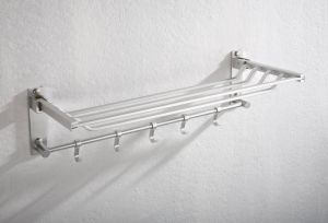 High Quality Low Price Bathroom Accessory Towel Rail (836) pictures & photos