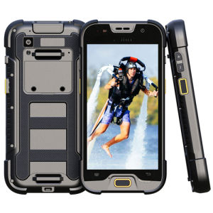 5′′ Quadcore 4G Rugged Smartphone, IP68 Standard Waterproof Spec 10meters pictures & photos
