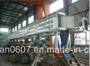 15m Module Aluminium Accommodation Ladder, Solas Chain Marine Hydraulic Gangway pictures & photos