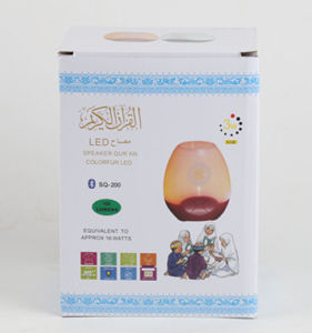 Special Quran MP3 Player Free Download Urdu Translation Remote Control LED  Light Bluetooth Quran Speaker for Muslim Gift