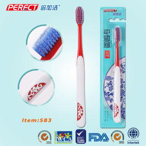 Perfect Soft Spiral Tapered Toothbrush pictures & photos