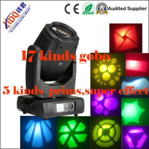 17r 350W Beam Moving Head Light with 5 Prisms pictures & photos