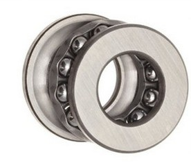 High Quality Single Row Axial Aerospace Trust Ball Bearing 51122