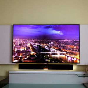65-Inch All in One Multi-Touch TV for Family/Office/Education