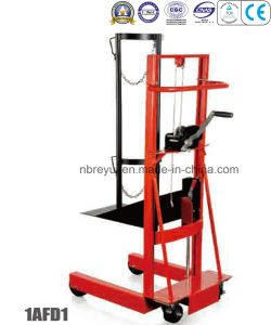 150kg (Light duty manual) Platform Lift Truck