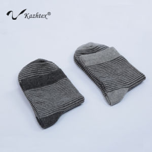 Anti-Odour and Anti-Bacterial Silver Fiber Cotton Socks for Babies pictures & photos