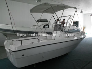 Liya 5.1m FRP Fishing Boat Fiberglass Boat Dinghy pictures & photos