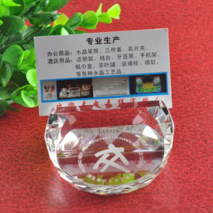 Delicate Mosque Crystal Paperweight for Business Gifts (KS05031) pictures & photos