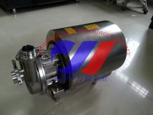Stainless Steel Sanitary Milk Centrifugal Pump pictures & photos