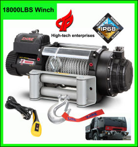 Zhme Heavy Duty Offroad Truck Winch X 18000 pictures & photos