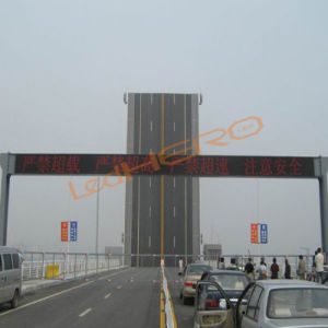 P16traffic Guidance LED Screen Highway Billboard LED Display for Sign