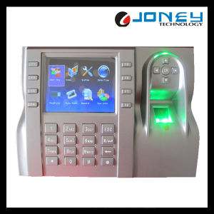 3.5 Inch TFT Screen Wiegand Multi-Media Fingerprint Time Attendance and Access Control Terminal pictures & photos