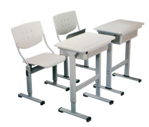 Single School Desk and Chair (HT-60)