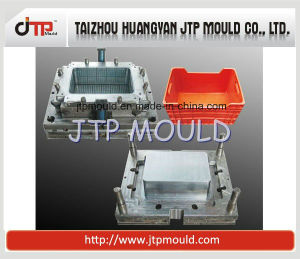 Europe-Style Plastic Vegetable Crate Mould-Jtp Mould pictures & photos