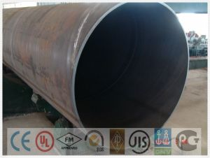 API 5L SSAW/Spiral Welded Steel Pipe for Fluid Transportation pictures & photos
