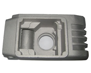 Zamak Zinc Alloy Component Die Casting Mold Moulded Part