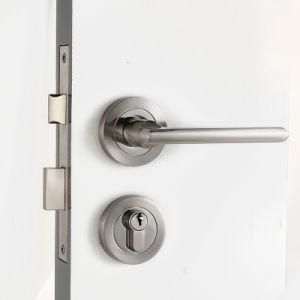 China Door Hardware Zinc Alloy Single Cylinder Mortise Lever Door ...