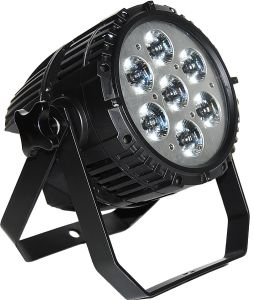 7X10W RGBW 4in1 or White CREE LED Aluminum Stage PAR Can Light pictures & photos