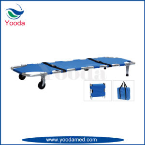 Full Aluminum Alloy Folding Stretcher pictures & photos