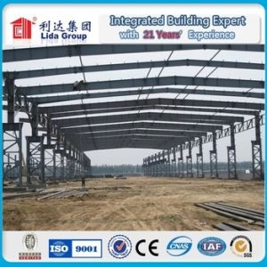 Cheap Prefabricated Steel Structure Warehouse Workshop for Philippines in Philippines pictures & photos