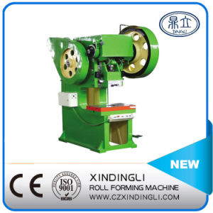 Hydraulic Automatic Punch Press Roll Forming Machine pictures & photos