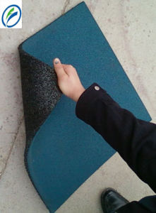 Rubber Floor Mat/Static Conductive Anti-Static Fire-Resistant
