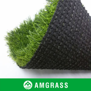 Grass Decoration and Artificial Lawn with Top Class (amf416-25L)