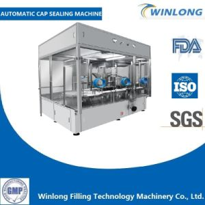 Automatic Cap Sealing Machine with Rabs pictures & photos