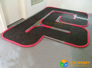 China Levihobby 3x2m Mini Z Indoor Rc Car Race Track Rc