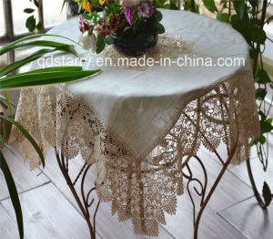 Linen Table Cloth 1209# pictures & photos