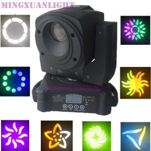 60W LED Spot Moving Head Light pictures & photos