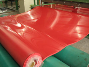 35-40 Shore a, 22-24MPa Pure Natural Rubber Sheet, Gum Rubber Sheet, PARA Rubber Sheet pictures & photos