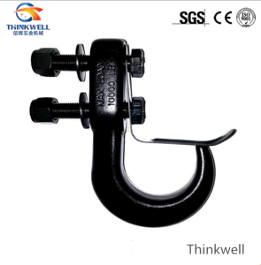 Black Painted Forging Triailer Hook Tow Hook pictures & photos