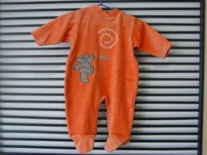 Children′s Garments Siamese Polyester Soft Clean Comfortable Loose  Fashion Carton pictures & photos