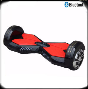 Black Colour 8inch Scooter with Bluetooth