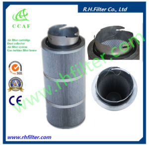 Ccaf Pleated Filter with Polyester Anti-Static Material pictures & photos
